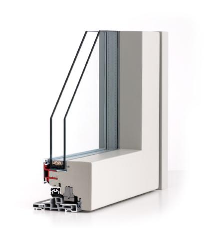 Infissi di ultima generazione personalizzati infix - Guarnizioni finestre alluminio ...