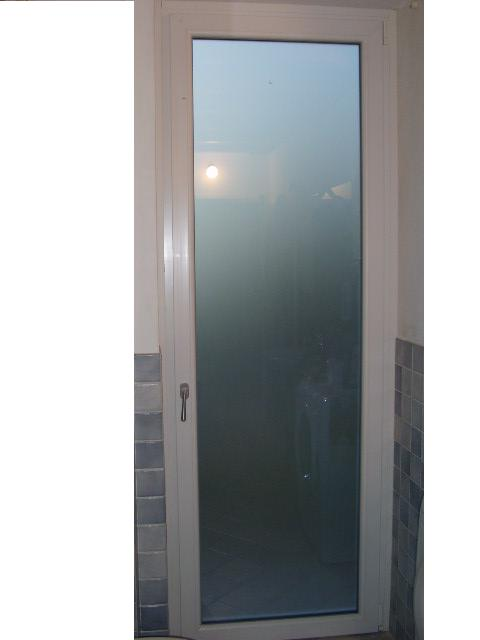 Serramenti in pvc a 3 guarnizioni infix - Porta finestra doppio vetro ...