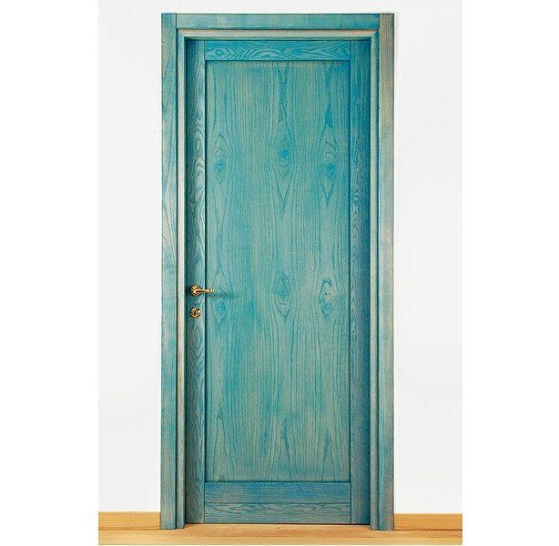 Porte interne il legno Frassino modello S. Cantarini 304 | INFIX