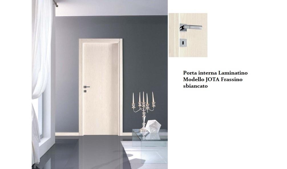 Porta interna frassino sbiancato infix for Infix serramenti e porte