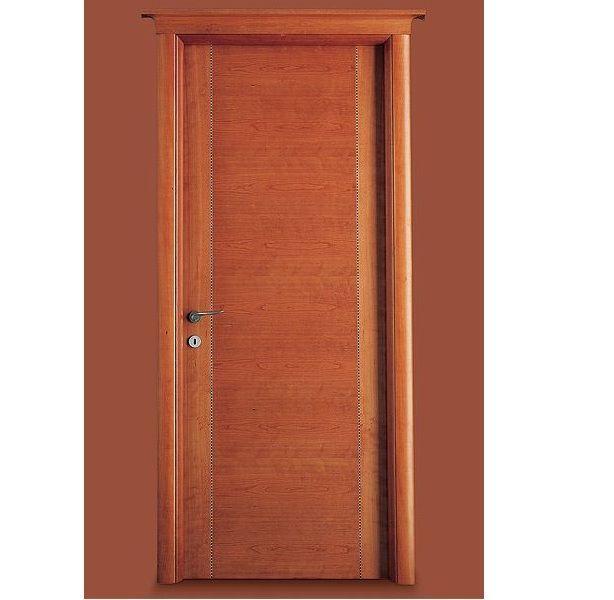 Porta interna in legno con intarsio modello picasso 911 - Allargare porta interna ...