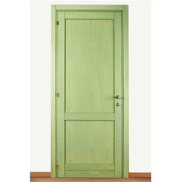 Porte interne in legno frassino modello pietro da cortona - Modelli porte interne legno ...