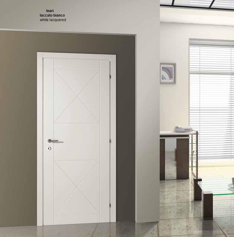 Awesome porte laccate prezzi ideas - Porte bianche laccate ...