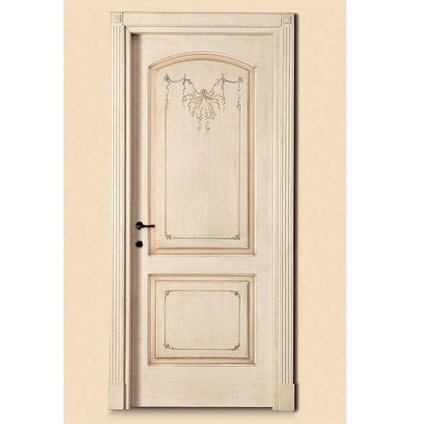 Porta interna in legno massello modello S. Cantosi 722C/QQ/D-20 ...
