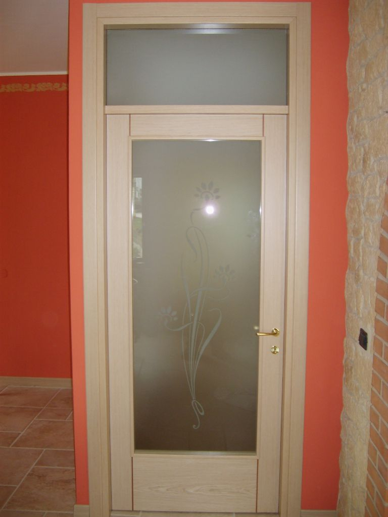 Porta interna in legno silver imago 43 i infix - Sopraluce porta ...