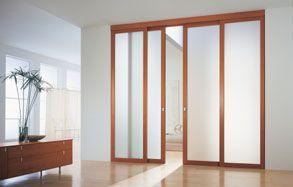 Porte interne scorrevoli infix - Costruire porta scorrevole ...