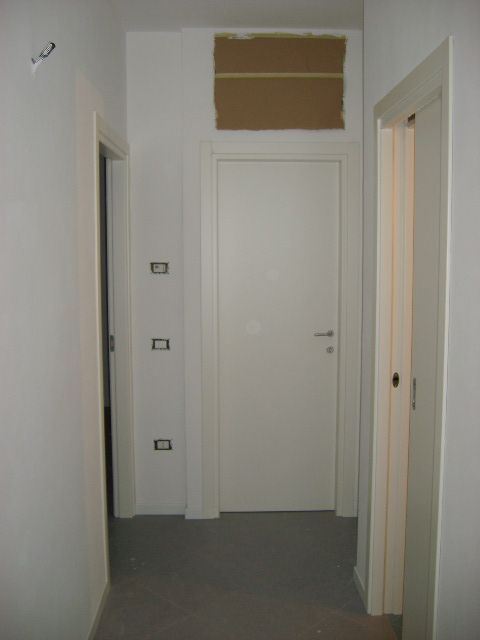 Sostituzione totale serramenti e porte interne.  INFIX