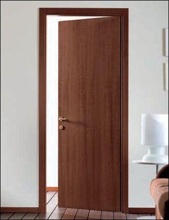 Porta interna art 11 noce tanganica infix - Porte interne pvc prezzi ...