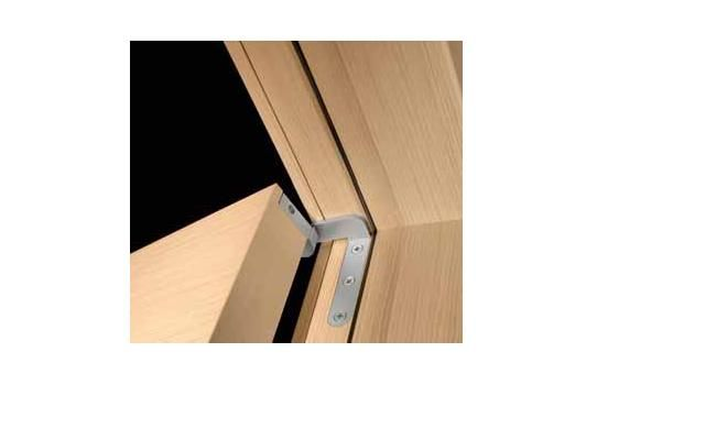 Porte interne Rovere sbiancato Mod.Atlante art.CLO | INFIX
