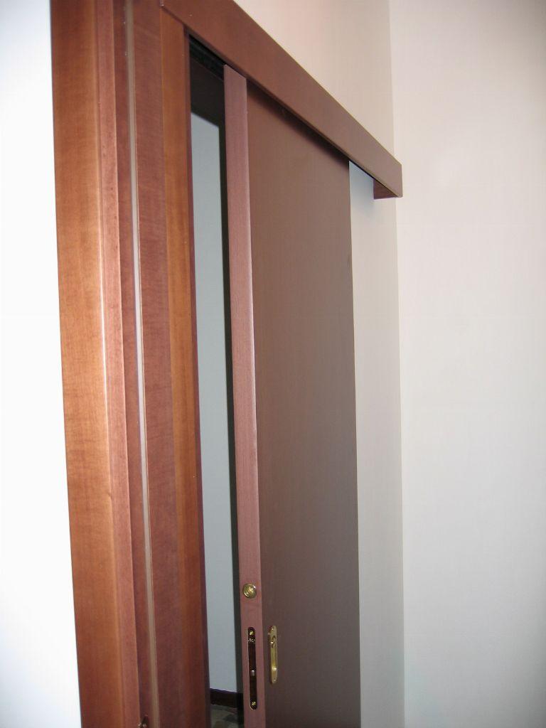 Casa immobiliare accessori porta scorrevole esterno muro for Porte scorrevoli esterno muro economiche
