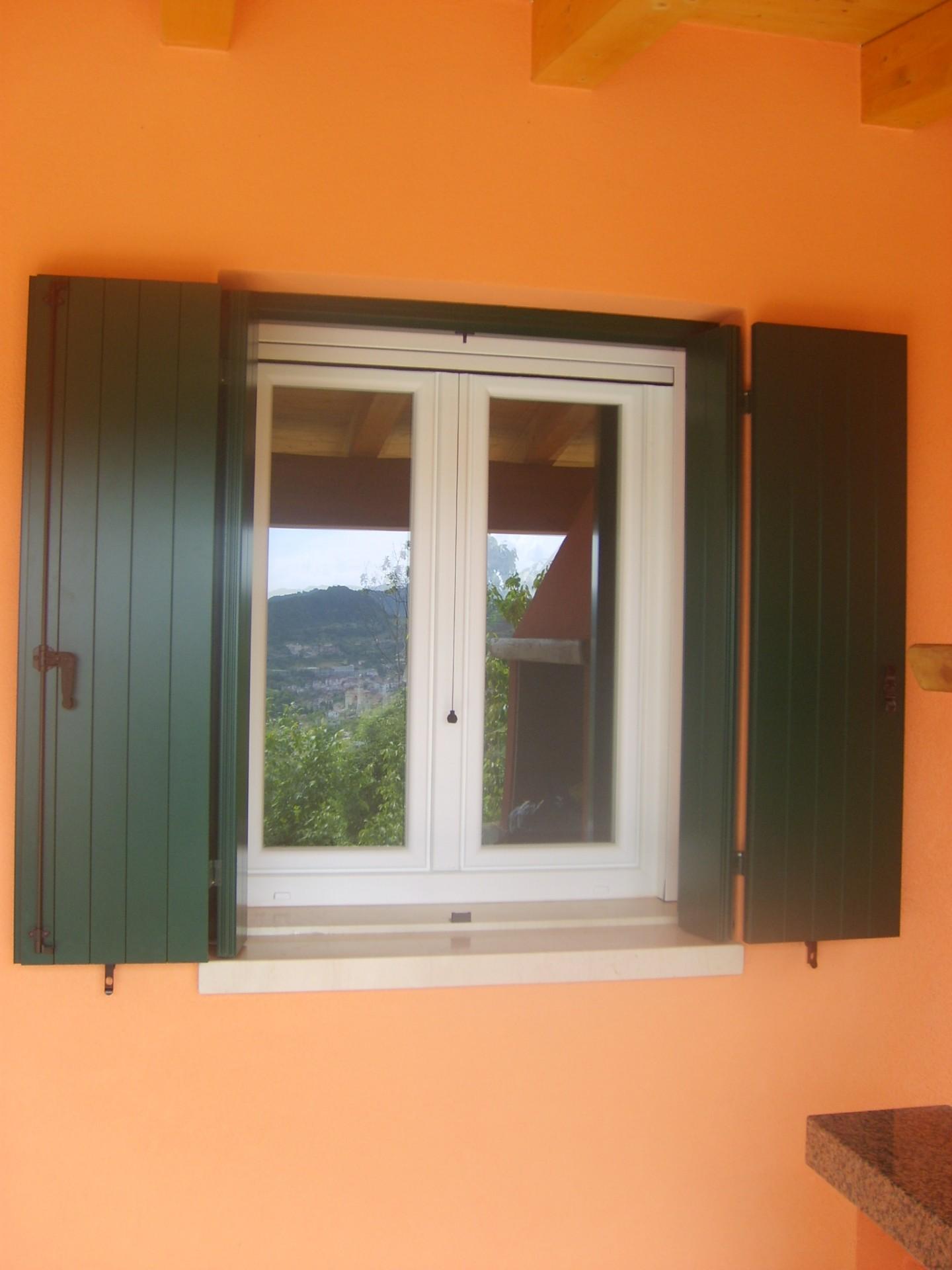 Cheap scuretto in alluminio con serramenti in pvc with - Finestra italiana ...
