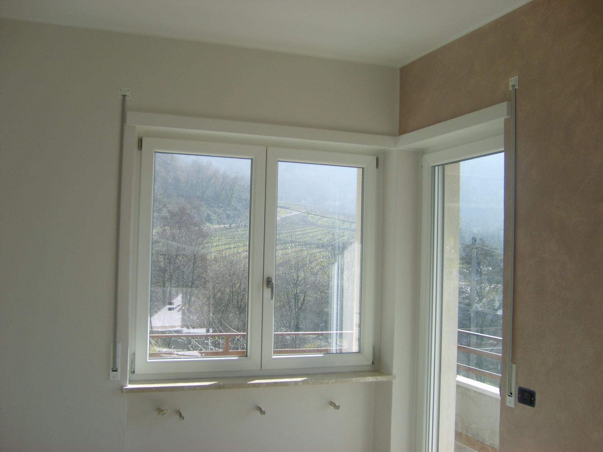 Serramenti in pvc e porte interne infix for Porte e finestre pvc
