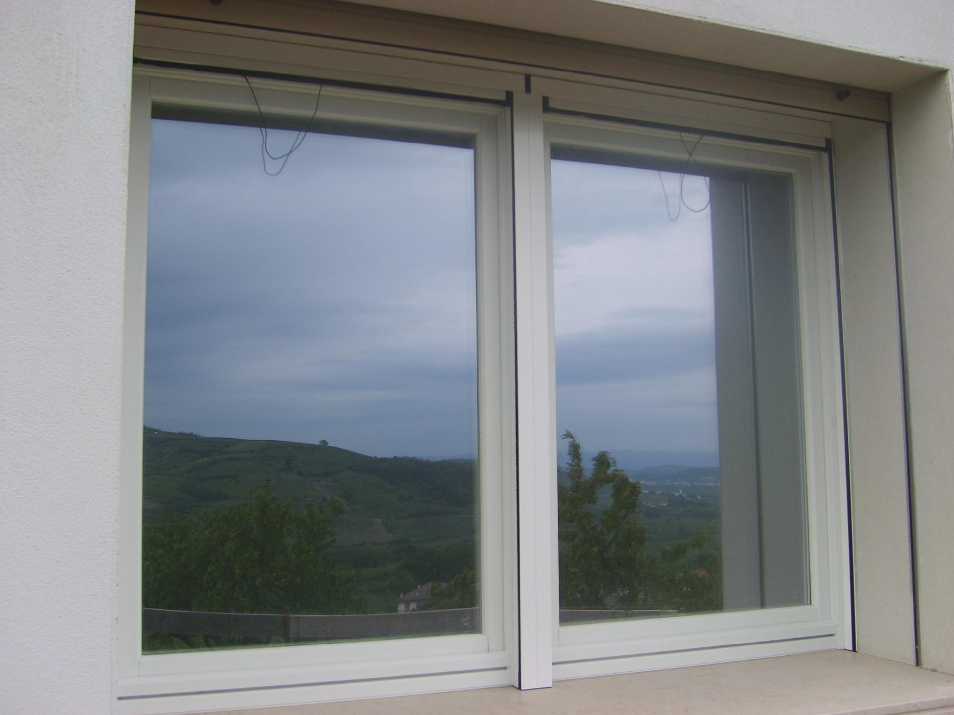 Zanzariere verona su misura avvolgibili scorrevoli e - Zanzariere per porta finestra prezzi ...