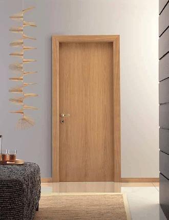 Porta interna in legno rovere infix for Infix serramenti e porte