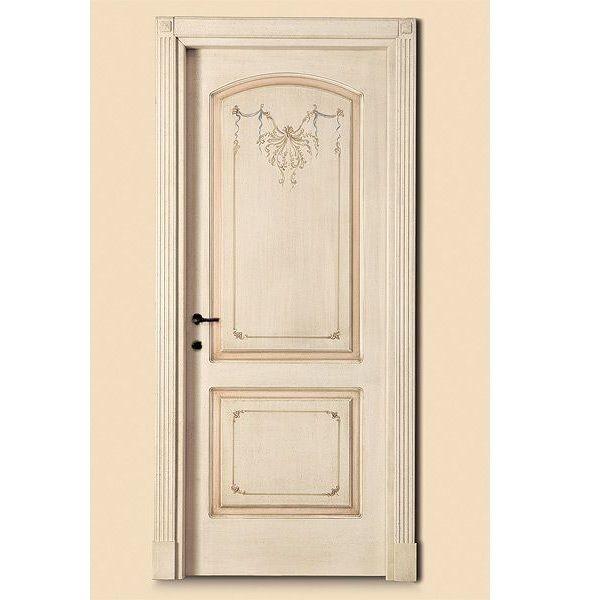 Porta interna in legno massello modello s cantosi 722c qq for Infix serramenti e porte