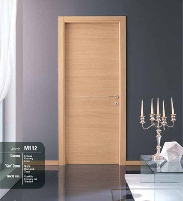 Porta interna in laminato infix - Verniciare porte interne laminato ...