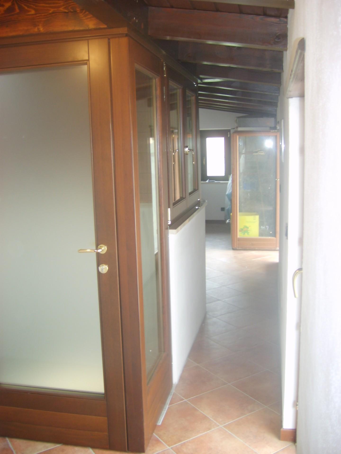 Serramenti in Legno Pino Lamellare 68x80