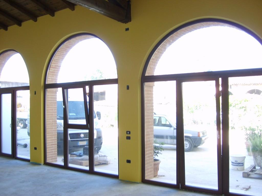 Serramenti verona infissi finestre e porte interne infix - Porte interne ad arco ...