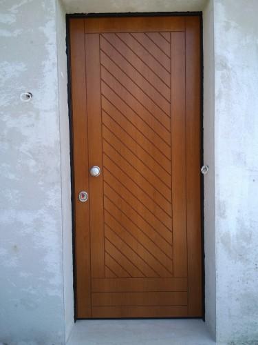 Nuova realizzazione di infissi in Pvc, Porte Interne e porta Blindata