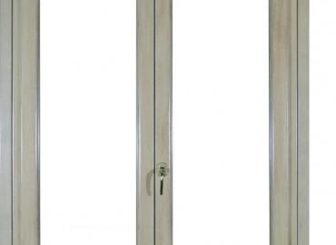 Serramento finestra legno - alluminio