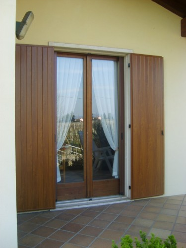 Oscuranti in Pvc Golden Oak