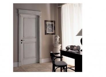 Porte interne  in legno massello modello Ducale 1112/Q