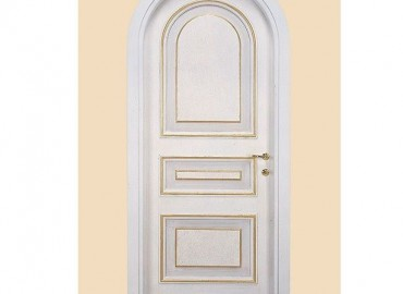 Porte interne in legno massello modello  D. di Buoninsegna 1025/TT/D