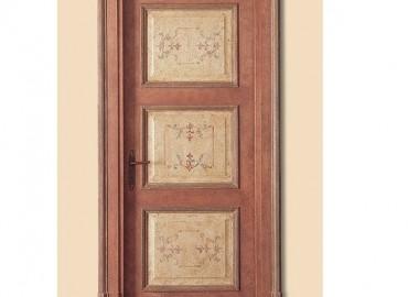 Porte interne in legno massello modello Carracci 2016/QQ/D-24