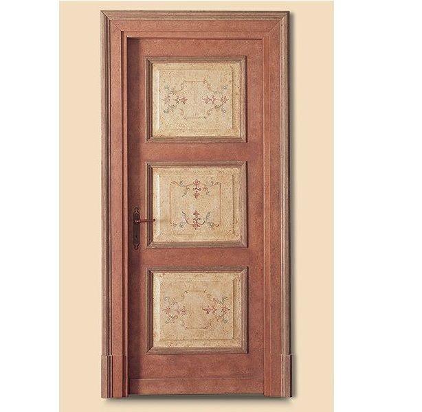 Porte interne in legno massello | INFIX