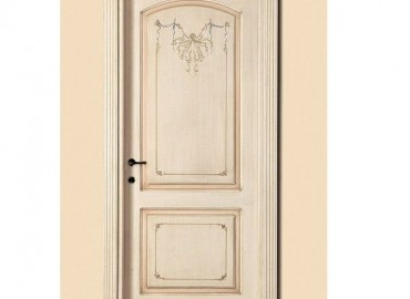Porta interna in legno massello modello S. Cantosi 722C/QQ/D-20