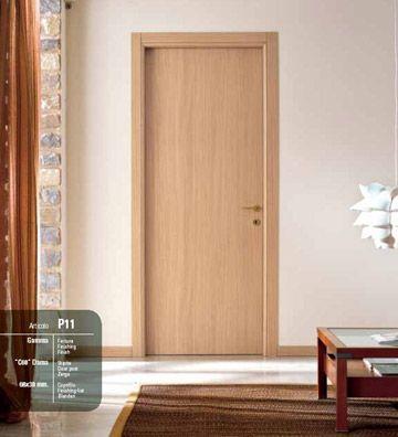 Porte interne rovere sbiancato Gamma verticale Mod.Pegaso art.11 | INFIX