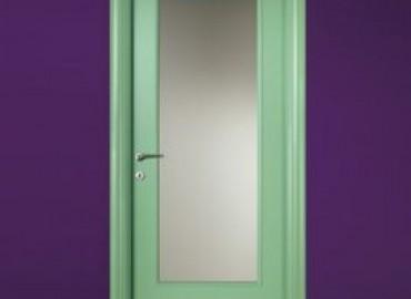 Porte interne modello Ischia  sv ral 6019