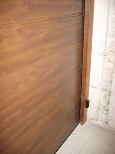 Portoni sezionali e basculanti per garage