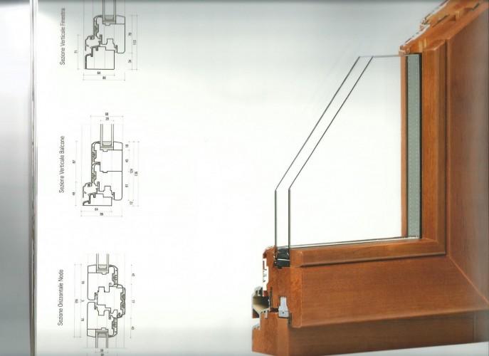 Serramenti e infissi in pvc legno e alluminio verona infix for Serramenti legno pvc